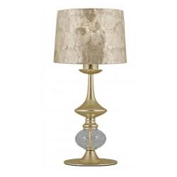 Lámpara de sobremesa Pan de Oro CARMEN