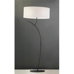 Lámpara de pie con pantalla Rustica EVE