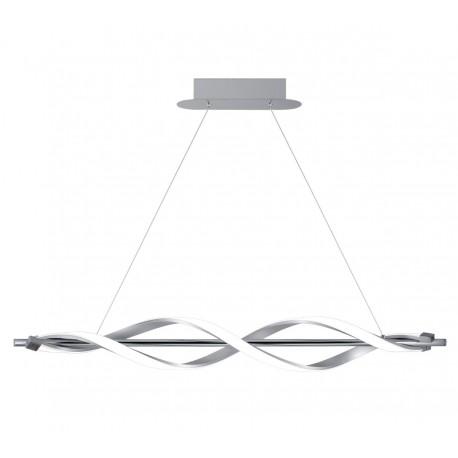 Lámpara moderna cromo Led Stefanny (35W)