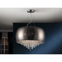 Lámpara de techo Led Caelum Cromo(36W)