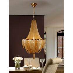 Lámpara de techo Minerva Oro(72W)