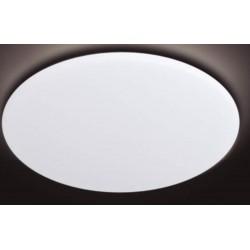 Plafón de techo LED con mando a distancia regulable Zero (55W)