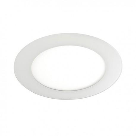 Downlight Redondo 18W Led Blanco