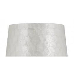 Lámpara de rincón NÁCAR Cromo EVA