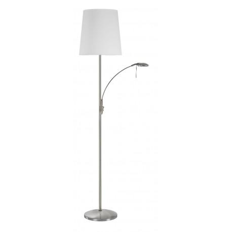 Lámpara de pie con Pantalla VITA LED (Acero o Cuero)
