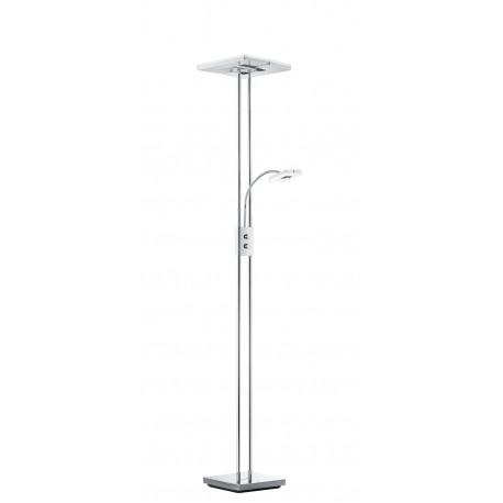 Lámpara de pie LED AVIGNON CUADRADO (20W+5W)