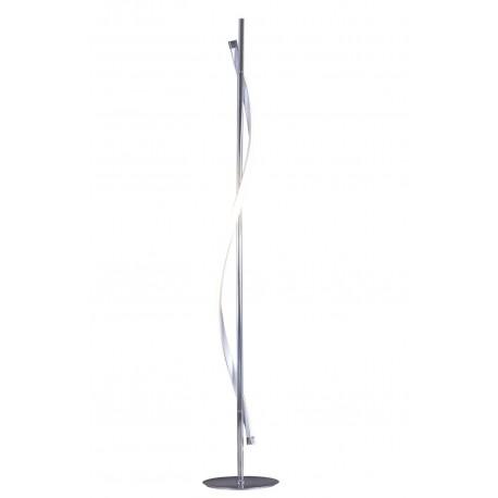 Lámpara de pie Led STEFANY Cromo (27W)