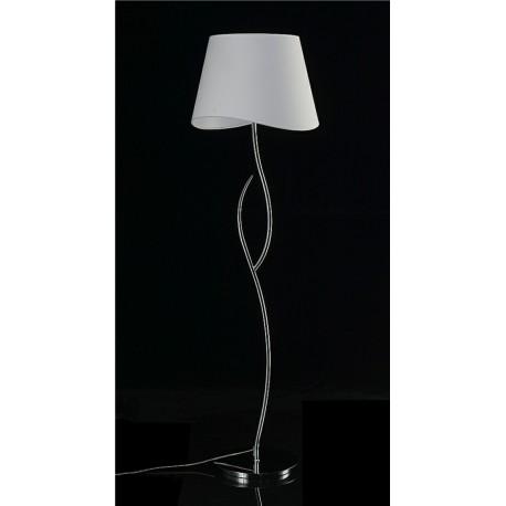 Lámpara de pie con pantalla NINETTE