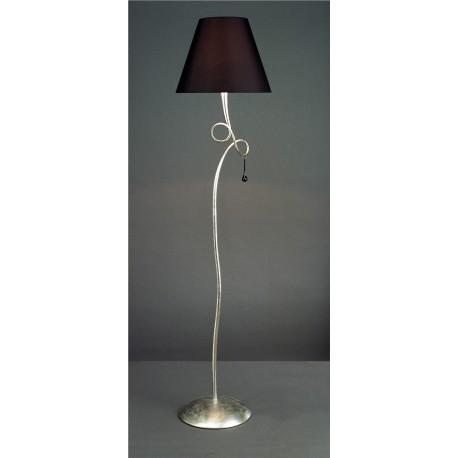 Lámpara de pie con pantalla PAOLA