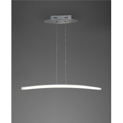 Lámpara de techo Led HEMISFERIC Pequeña (20W)