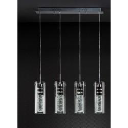 Lámpara de techo colgante moderna BUBBLE (20W)