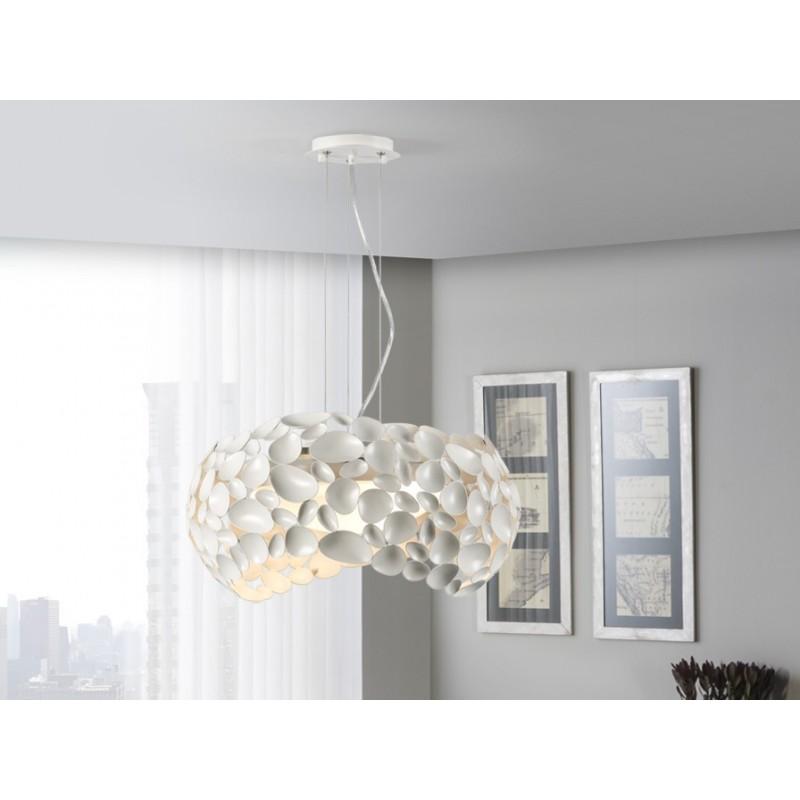 Lámpara colgante Narisa (30W)Blanca