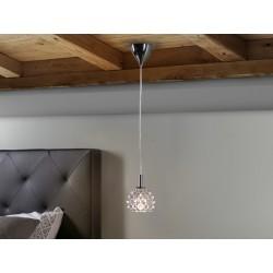 Lámpara colgante 1 luz Hestia
