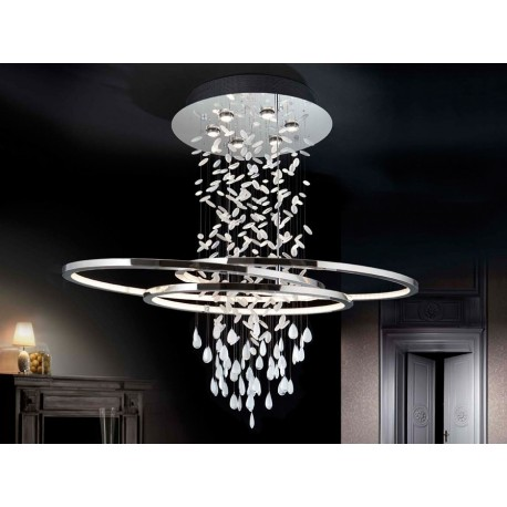 Lámpara Bruma (6 luces+Led)