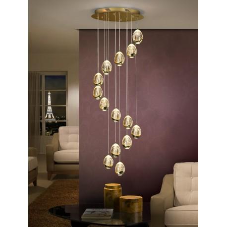 Lámpara de techo LED Rocío (70W)