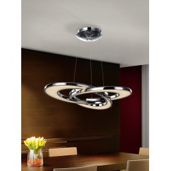 Lámpara de techo Led Anisia (50.4W)