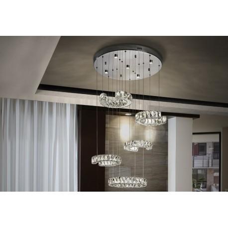 Lámpara de techo colgante CALA (103W)