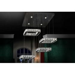 Lámpara de techo colgante Led Diva (108W)
