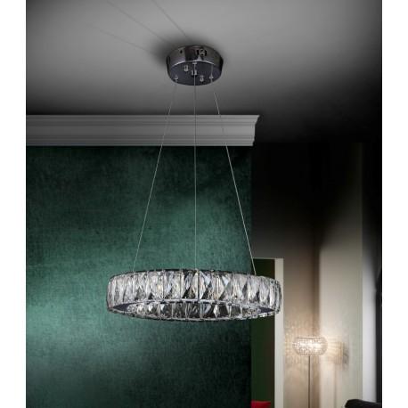 Lámpara de techo colgante Led circular DIVA(24W)