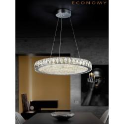 Lámpara de techo con cristal Led DANA (56W)