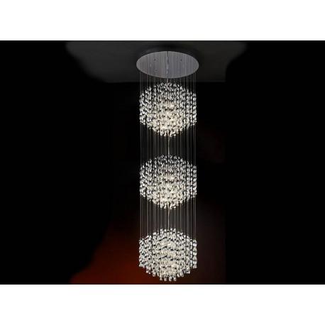 Lámpara de techo Led Espiral (144W)