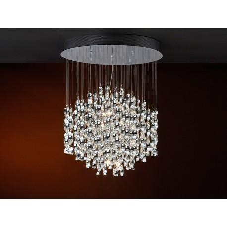Lámpara de techo colgante Espiral (48W)
