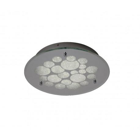 Plafón de techo LED (23.5W) Cristal CORAL
