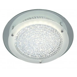 Plafón de techo Led (18W) Crystal Led