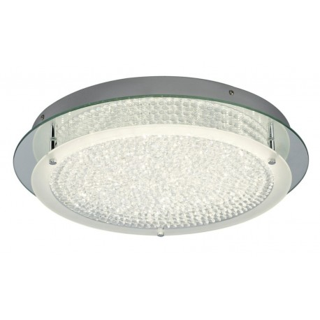 Plafón Led Crystal mirror (21W)