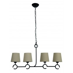 Lámpara de techo lineal ARGI