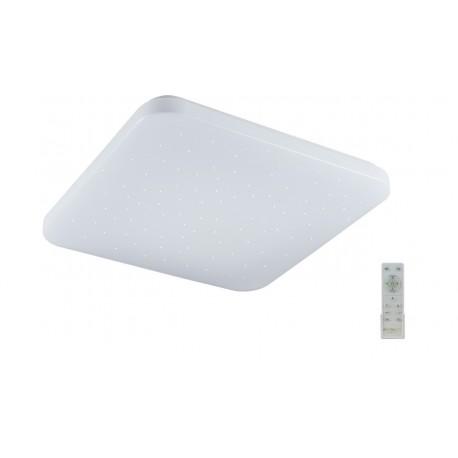 Plafón de techo Led regulable con mando Basalto(50W)