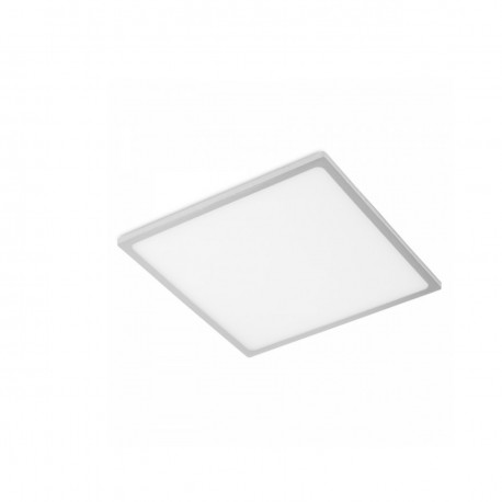 Downlight Cuadrado Blanco LED 16W
