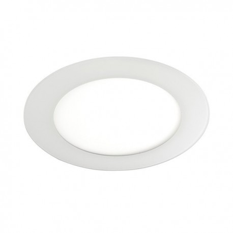 Downlight Redondo 18W Led Blanco