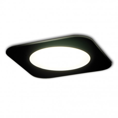 Downlight Led 21W IPOT Cristal Negro