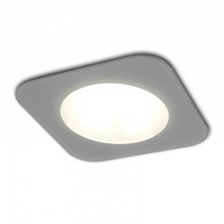 Downlight Led IPOT 21W Cristal Plata
