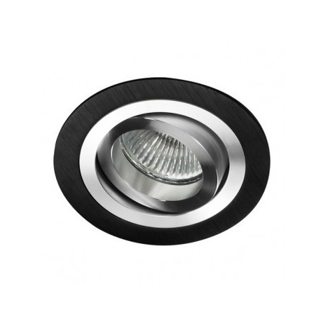 Kit Foco Wengüe-aluminio (Foco+bombilla+portalámparas)