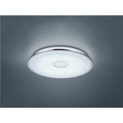 Plafón de techo Led OSAKA (100W) con mando para regular la iluminación.