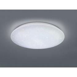 Plafón de techo Led(80W) regulable con efecto brillos