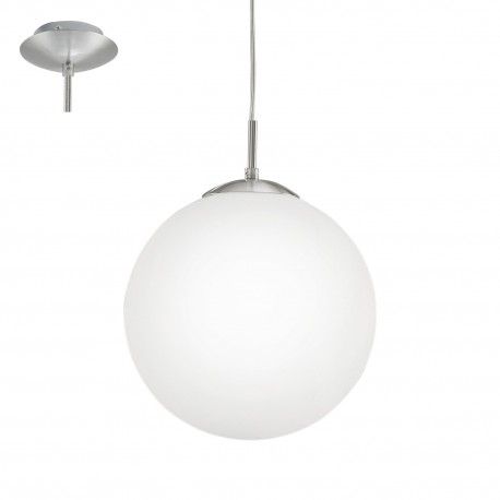 Lámpara de techo RONDO opal Grande (30 cm)