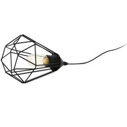 Lámpara de sobremesa TARBES Negra