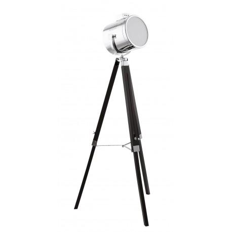 Lámpara de pie tripode con foco de cine UPSTREET