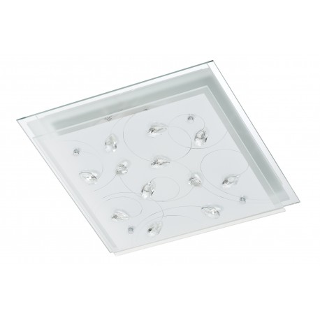 Plafón de techo RUSKY 42 cm