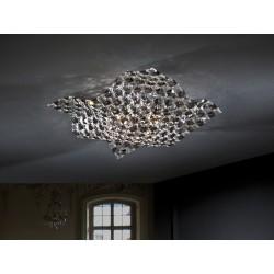 Plafón de techo Satén (24W)