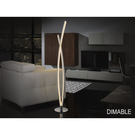 Lámpara de pie Led LINUR (26W)