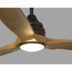 Ventilador de techo con luz Led Alo