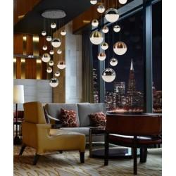 Lámpara de techo Sphere 14 luces (Varios colores)
