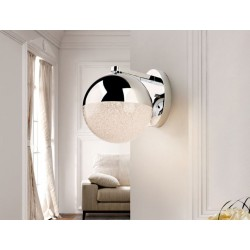 Aplique de pared SPHERE (9.6W)