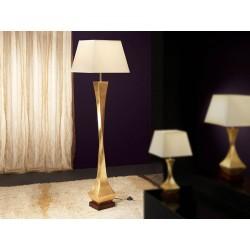 Lámpara de pie DECO Pan de Oro