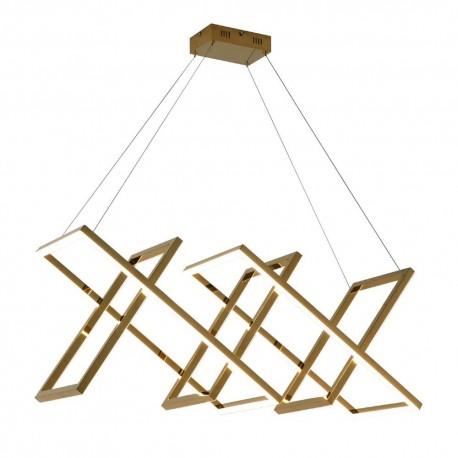 Lámpara de techo Led LIMUS Oro (58W)