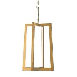 Lámpara de techo Led (23W) KUMA Oro